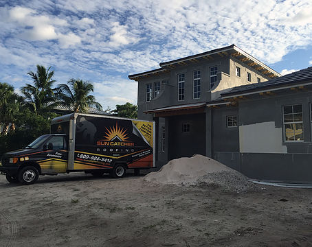 Residential Roofs South Florida